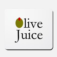Olive Juice Mousepad
