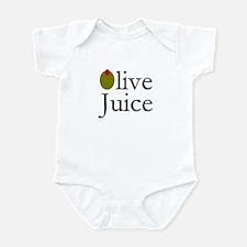 Olive Juice Infant Bodysuit