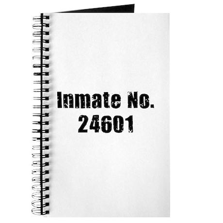 Inmate Number 24601 Journal