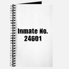 Inmate Number 24601 Journal