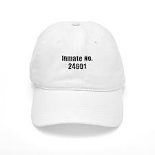 Inmate Number 24601 Baseball Cap