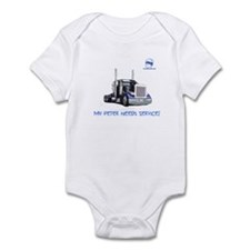 My Peter needs service! Infant Bodysuit