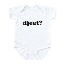 Djeet? Infant Bodysuit
