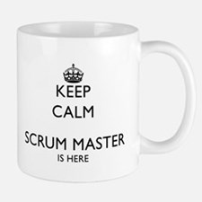 Calm Scrum master Mugs