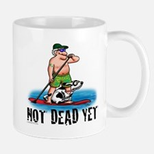 Paddle Board Grampy Mugs