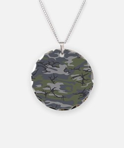 Weathered Outcrop Camo Necklace