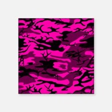 Alien Pink Camo Sticker