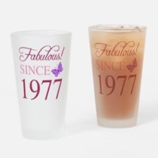 Birth Drinking Glass