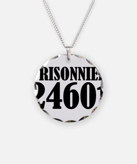 Prisonnier 24601 Necklace