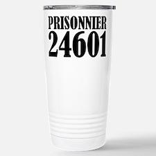Prisonnier 24601 Travel Mug