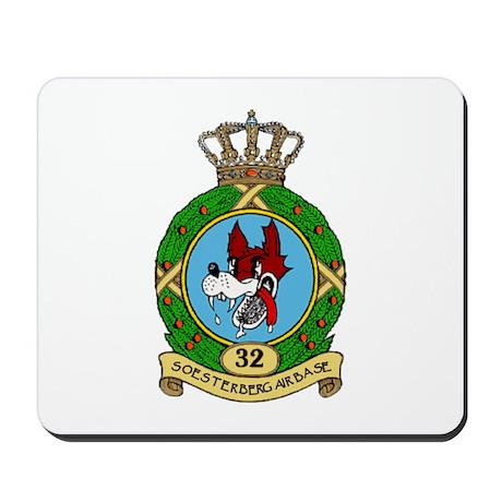 Soesterberg Air Base Mousepad