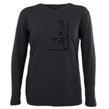Cat Plus Size Long Sleeves