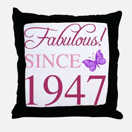 Cute Womens Throw Pillow