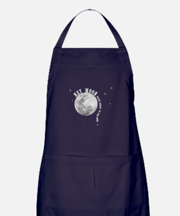 Panic Products - PATD Hey Moon Apron (dark)