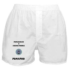 Pomapoo Boxer Shorts