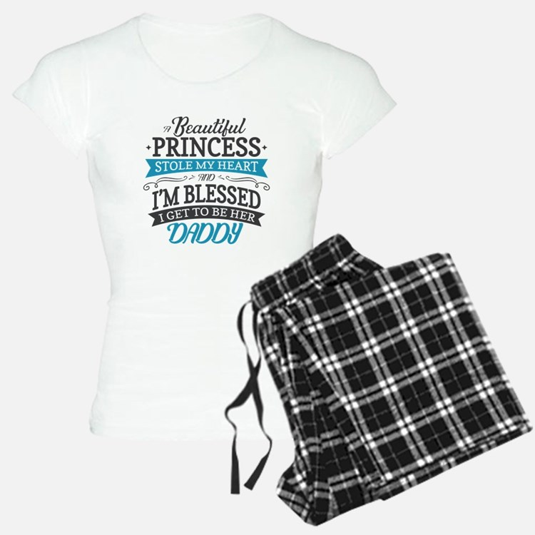 Stole Daddy's Heart Pajamas