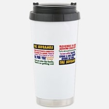 Cute Soprano Travel Mug