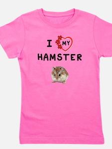 Love My Hamster T-Shirt