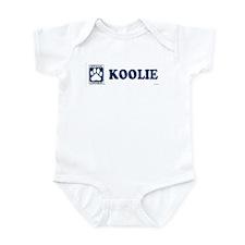 KOOLIE Infant Bodysuit