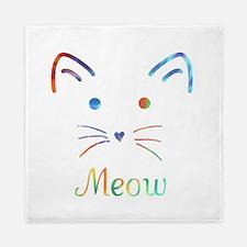 Meow Queen Duvet