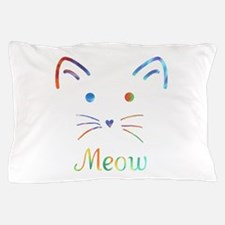 Meow Pillow Case