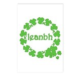 Leanbh Irish Word for Baby Postcards (Package of 8
