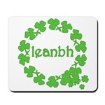 Leanbh Irish Word for Baby Mousepad