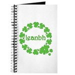 Leanbh Irish Word for Baby Journal
