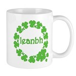 Leanbh Irish Word for Baby Mug