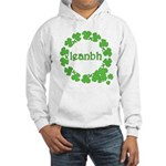 Leanbh Irish Word for Baby Hooded Sweatshirt
