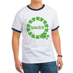 Leanbh Irish Word for Baby Ringer T