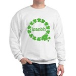 Leanbh Irish Word for Baby Sweatshirt