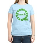 Leanbh Irish Word for Baby Women's Light T-Shirt