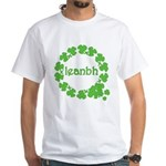 Leanbh Irish Word for Baby White T-Shirt