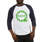 Leanbh Irish Word for Baby Baseball Jersey