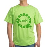 Leanbh Irish Word for Baby Green T-Shirt