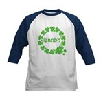 Leanbh Irish Word for Baby Kids Baseball Jersey