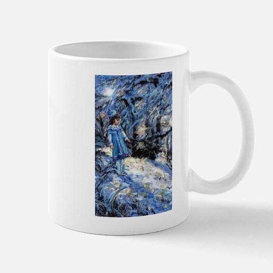 Snegurochka Snow Maiden Mugs