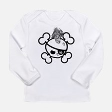 AnarKid-bw Long Sleeve T-Shirt