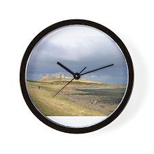 Dunstanburgh Castle Wall Clock