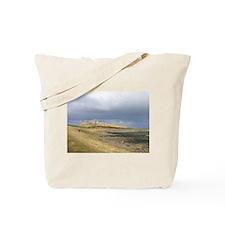 Dunstanburgh Castle Tote Bag