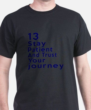 Awesome 13 Birthday Designs T-Shirt