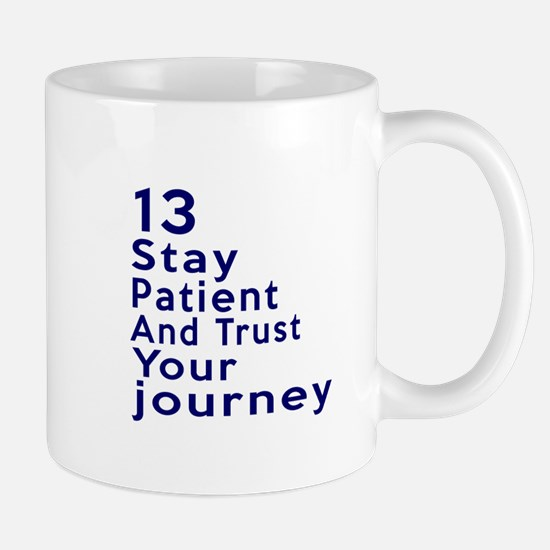 Awesome 13 Birthday Designs Mug