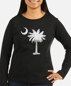 SC Palmetto & Crescent Long Sleeve T-Shirt