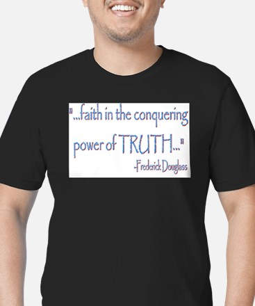Douglass quote2 T-Shirt