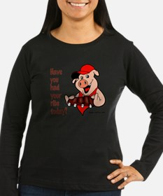 have_you Long Sleeve T-Shirt