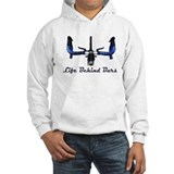 Life behind bars Hooded Sweatshirt