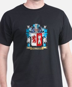 Gallegos Coat of Arms - Family Crest T-Shirt