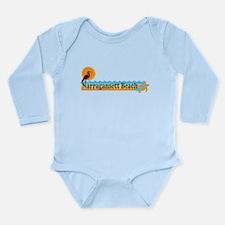 Narragansett RI - Beach Design Body Suit