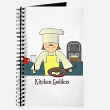 Kitchen Goddess Journal